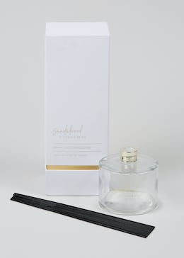 Sandalwood & Tonka Bean Luxury Reed Diffuser (400ml)