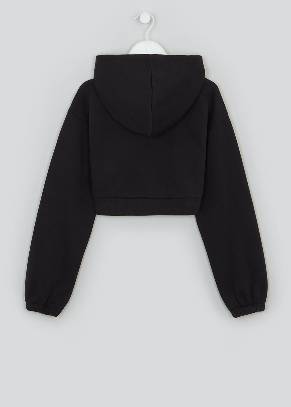 Candy Couture Cropped Zip Up Hoodie (9-16yrs)
