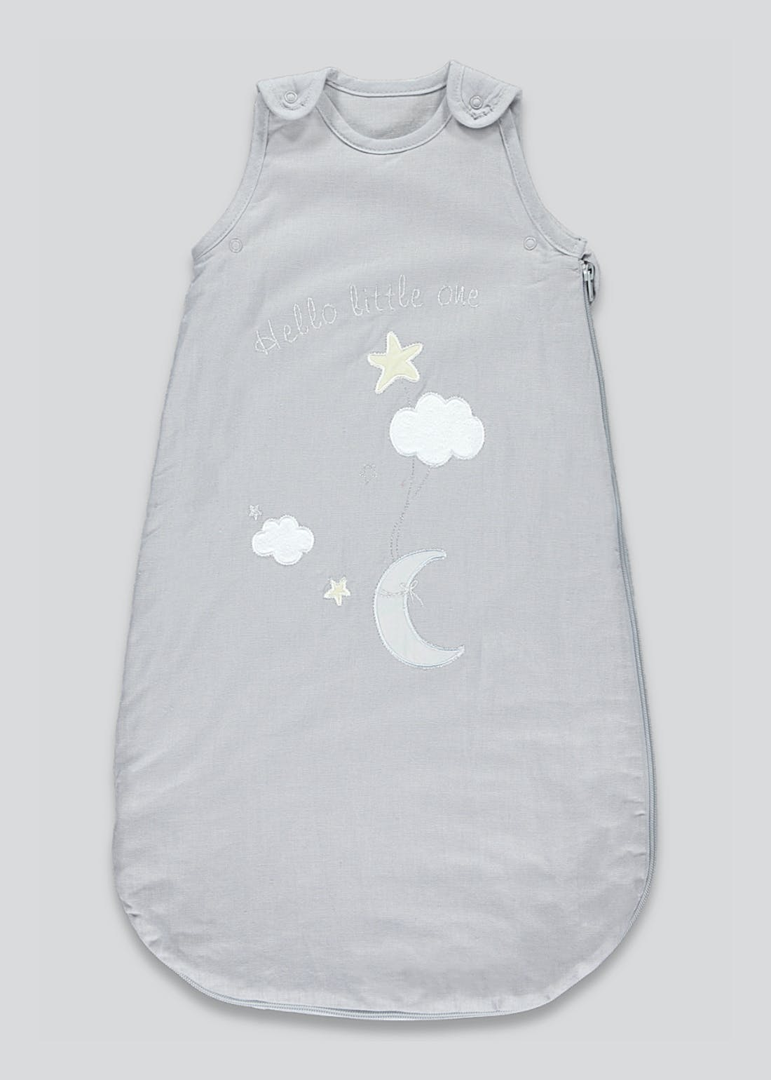 Moon Print Baby Sleeping Bag (Newborn-18mths)