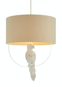 Bird Easy Fit Lamp Shade (H45.5cm x W36cm)