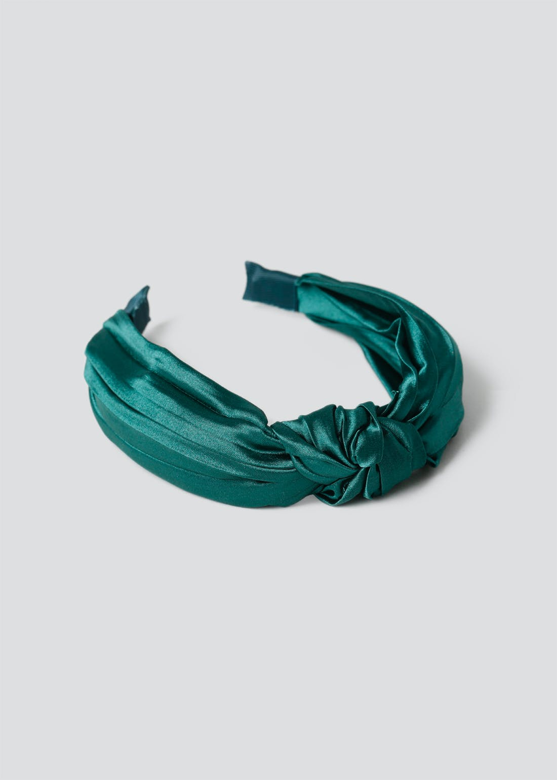 Pleat Knot Alice Band.