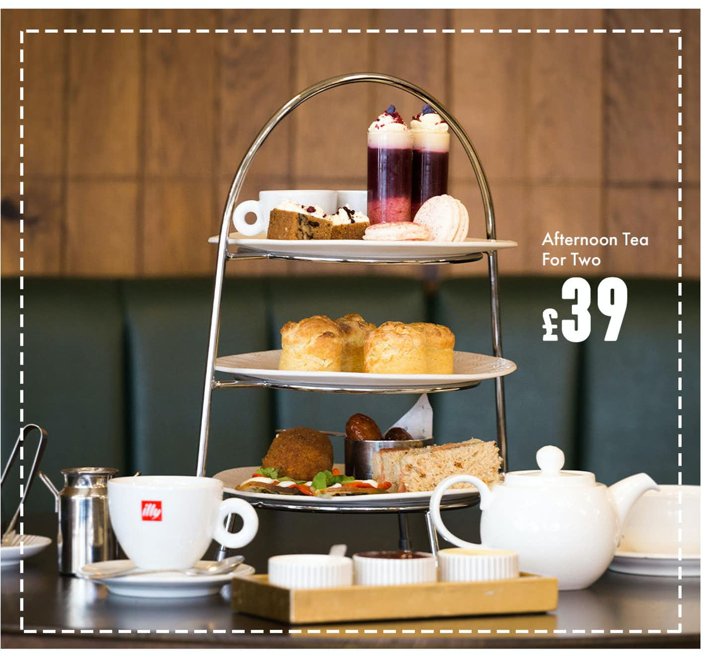 shop Afternoon Tea experiences