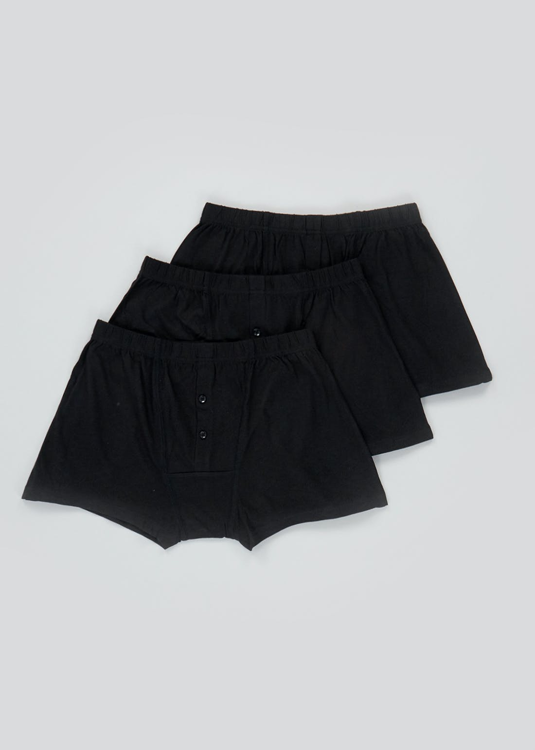 3 Pack Jersey Boxers