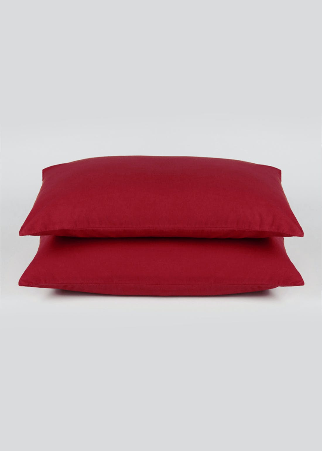 Brushed Cotton Housewife Pillowcase Pair
