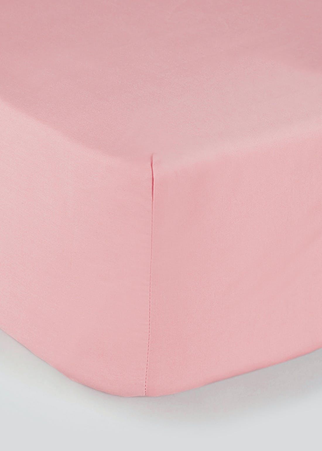 Cotton Percale Deep Fitted Sheet (180 Thread Count)