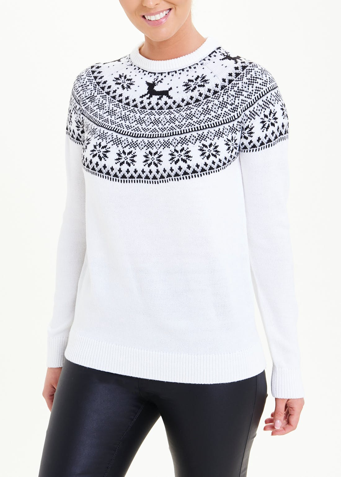 Fair Isle Christmas Jumper