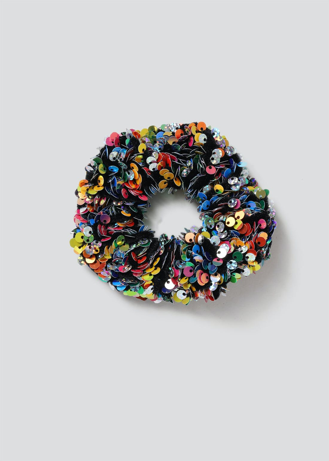 Girls Sequin Scrunchie