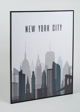 New York City Wall Art (70cm x 50cm)