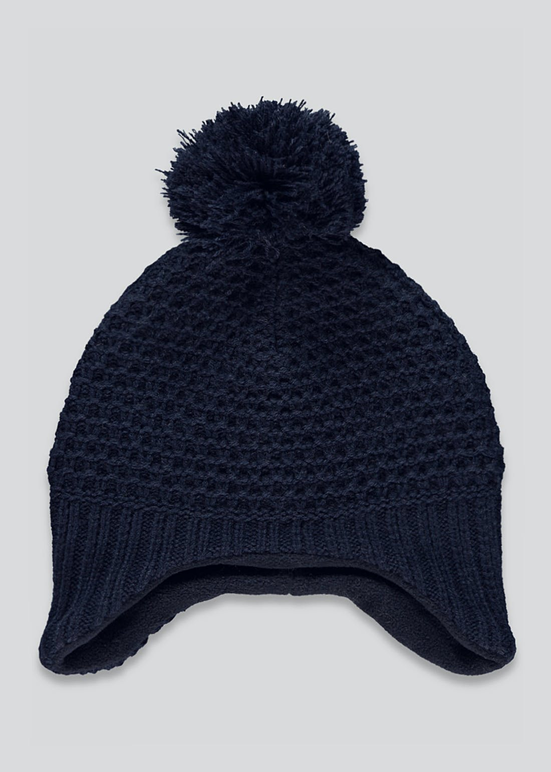 Unisex Knitted Trapper Hat (3-24mths)
