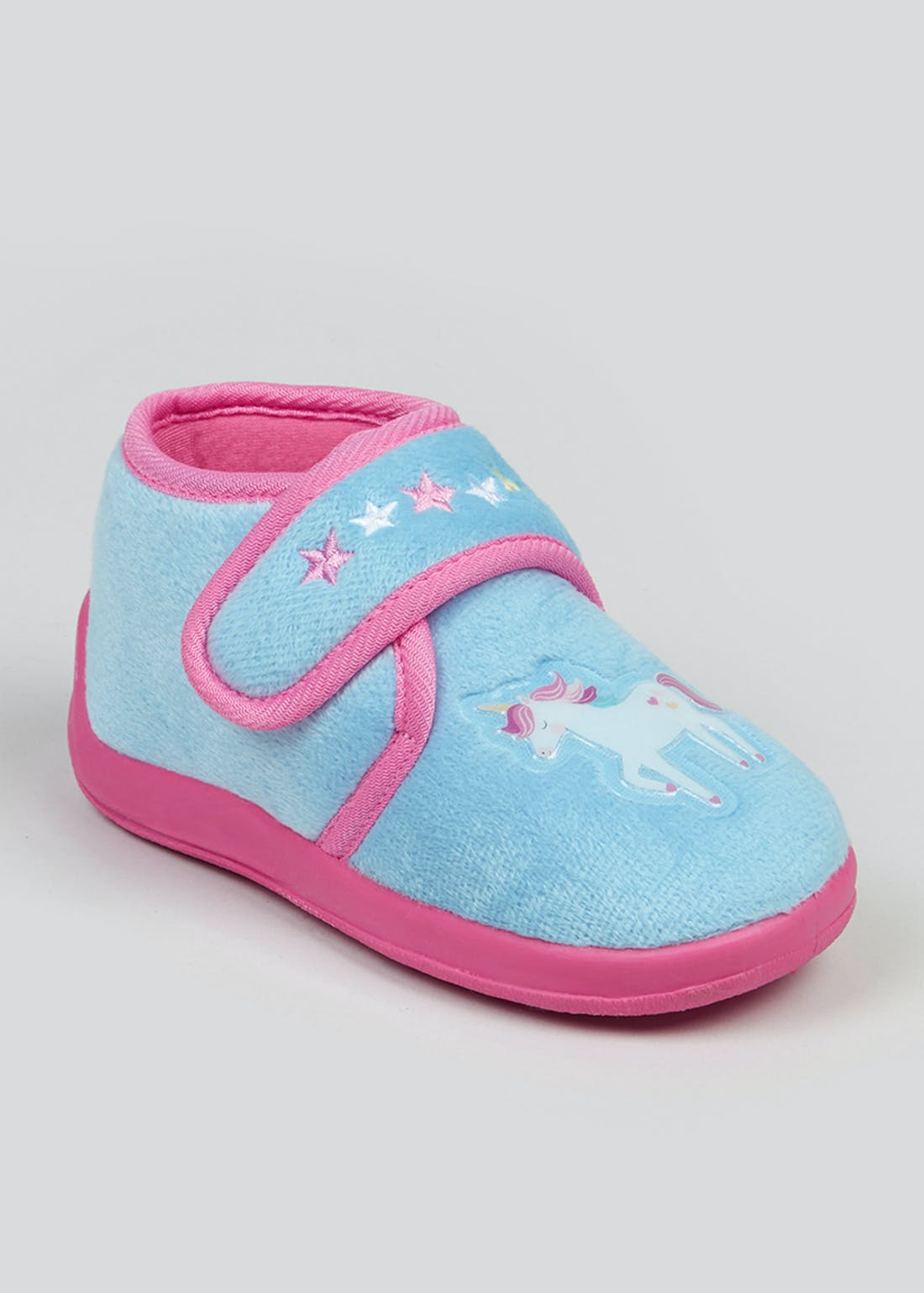 Kids Unicorn Slippers (Younger 4-12)