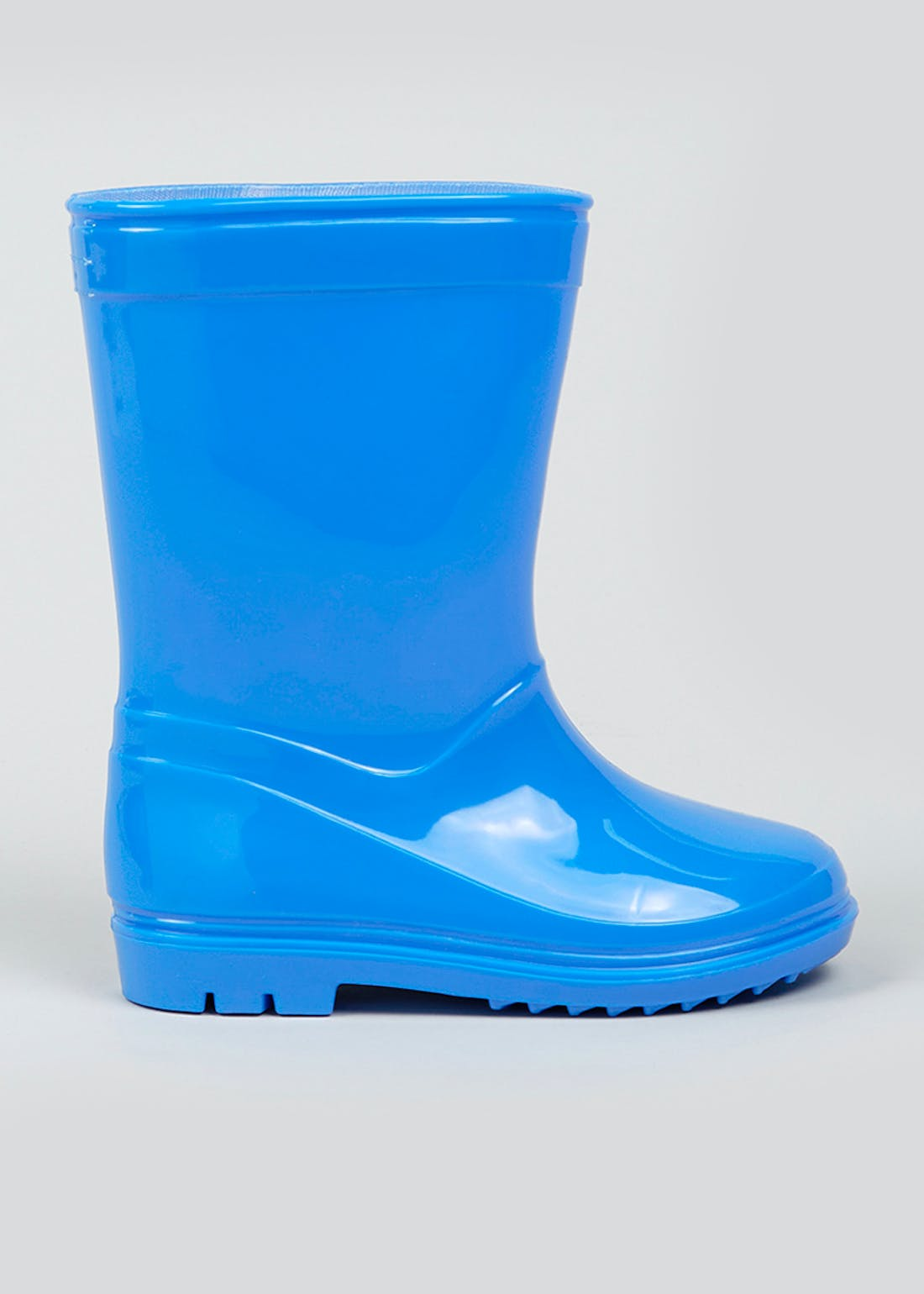 Kids Blue Wellies (Younger 4-9)