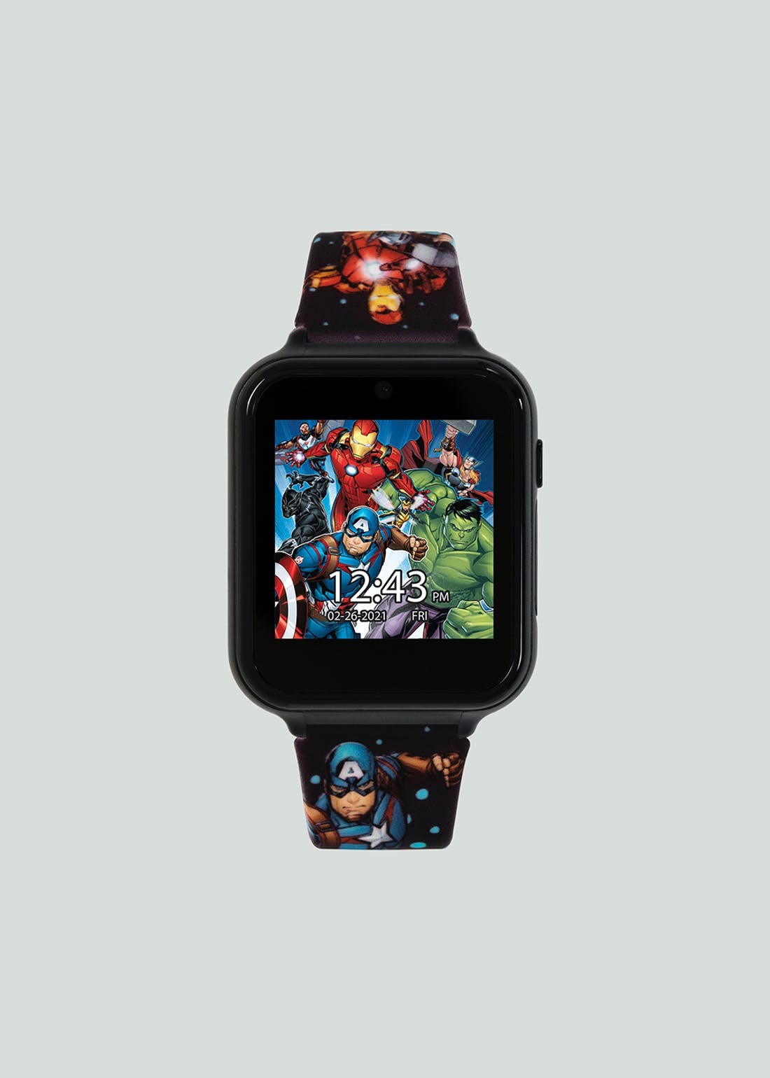 Kids Tikkers Marvel Avengers Interactive Watch