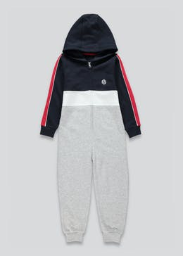 Boys Hooded Onesie (4-13yrs)