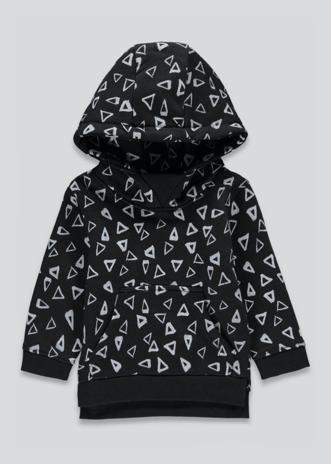 Boys Printed Pull On Hoodie (9mths-6yrs)