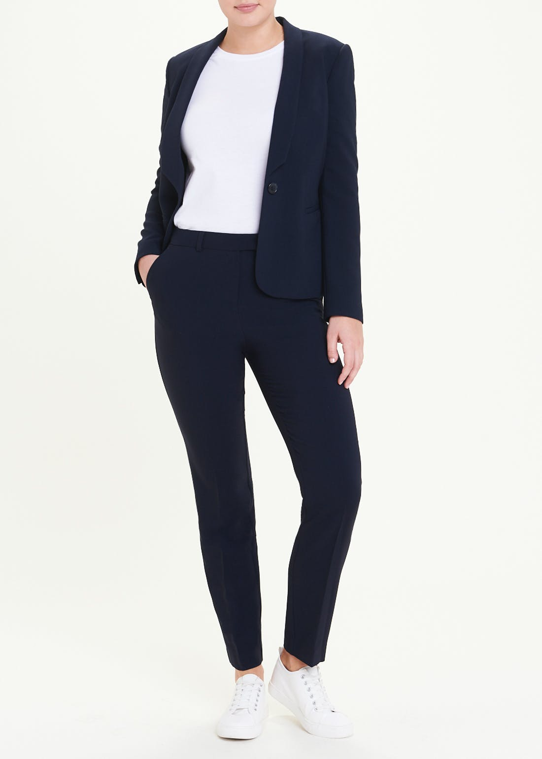 Essential Suit Trousers
