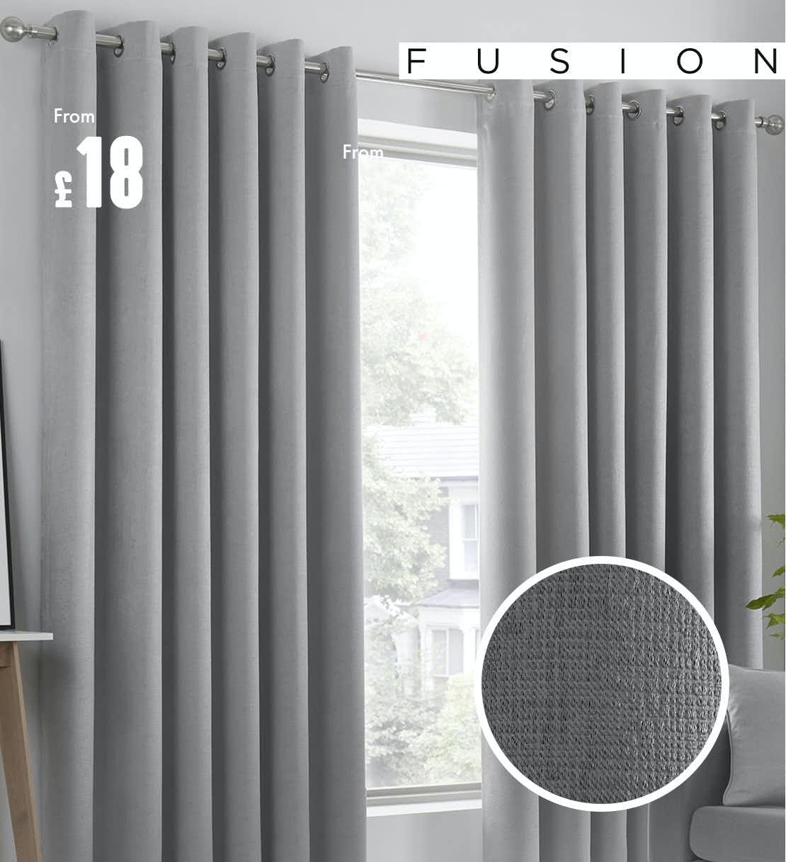 Shop thermal curtains