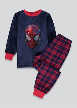 Kids Marvel Spider-Man Pyjama Set (2-9yrs)