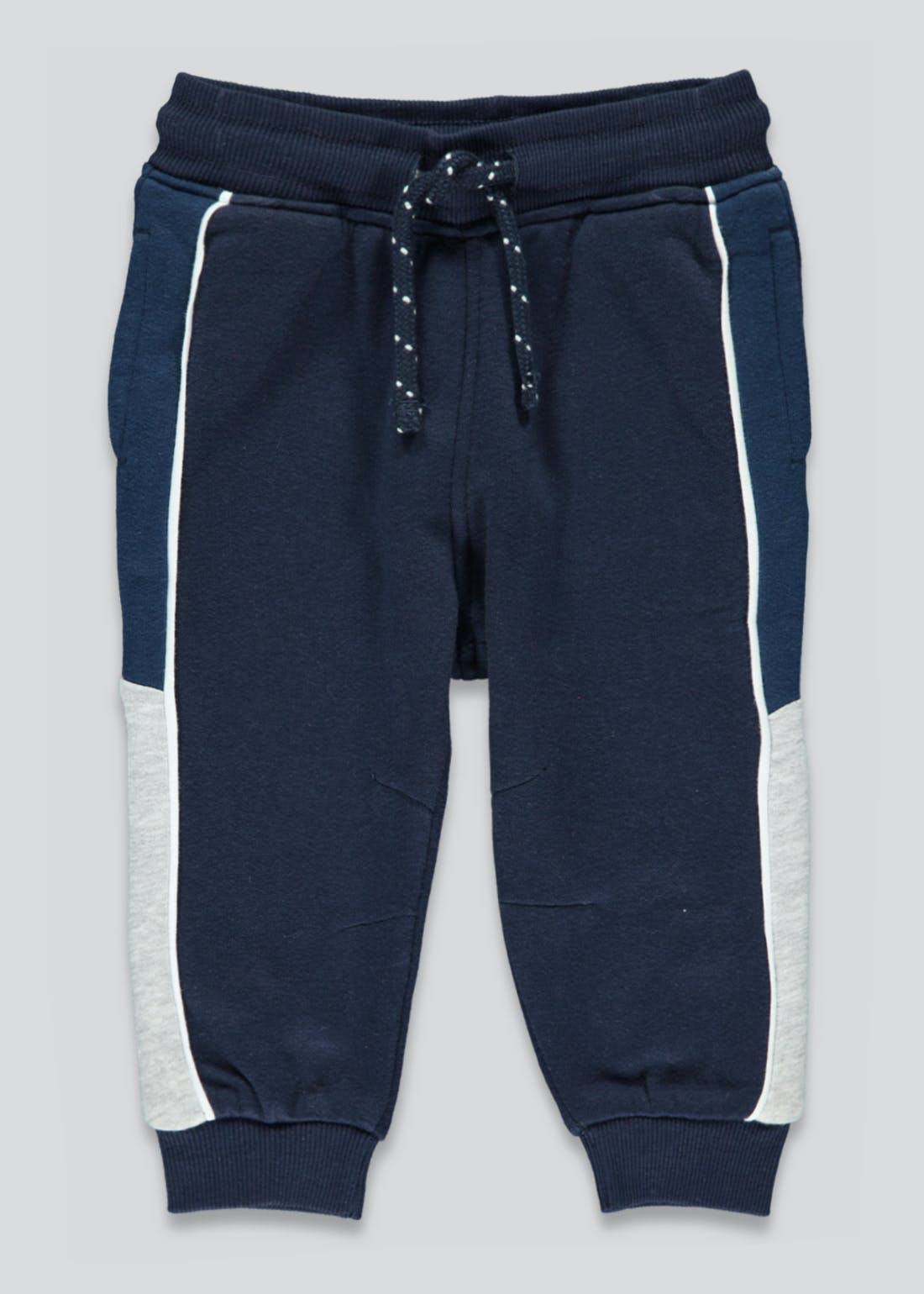 Boys Side Stripe Joggers (9mths-6yrs)