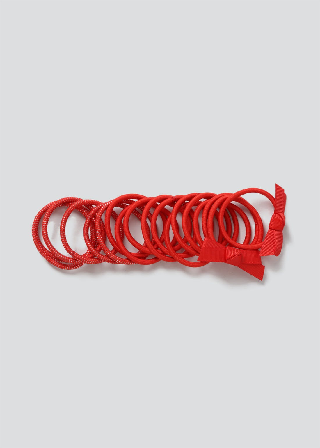 Girls Back to School Red Hair bands