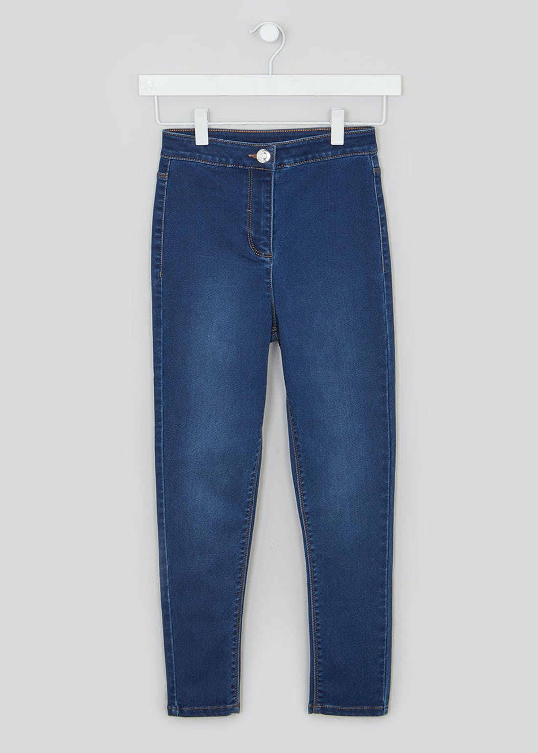 Girls Candy Couture Jessie High Waisted Jeans (9-16yrs)