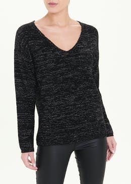 Sparkle Tunic Jumper