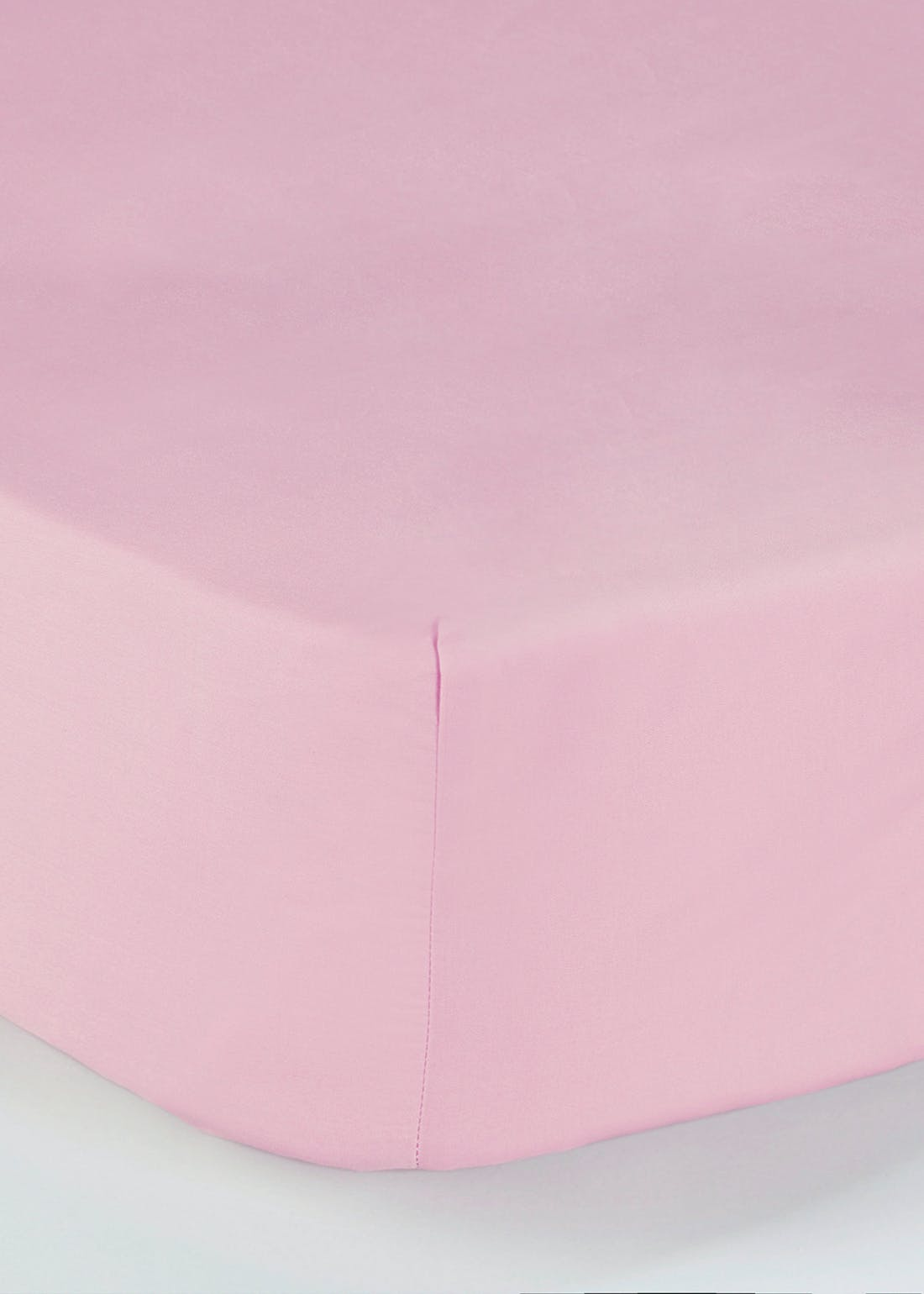 100% Cotton Fitted Bed Sheet (200 Thread Count)