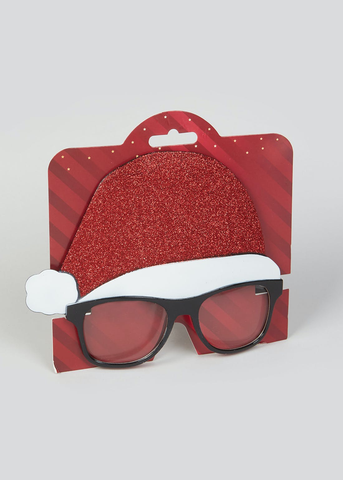 Novelty Christmas Santa Glasses