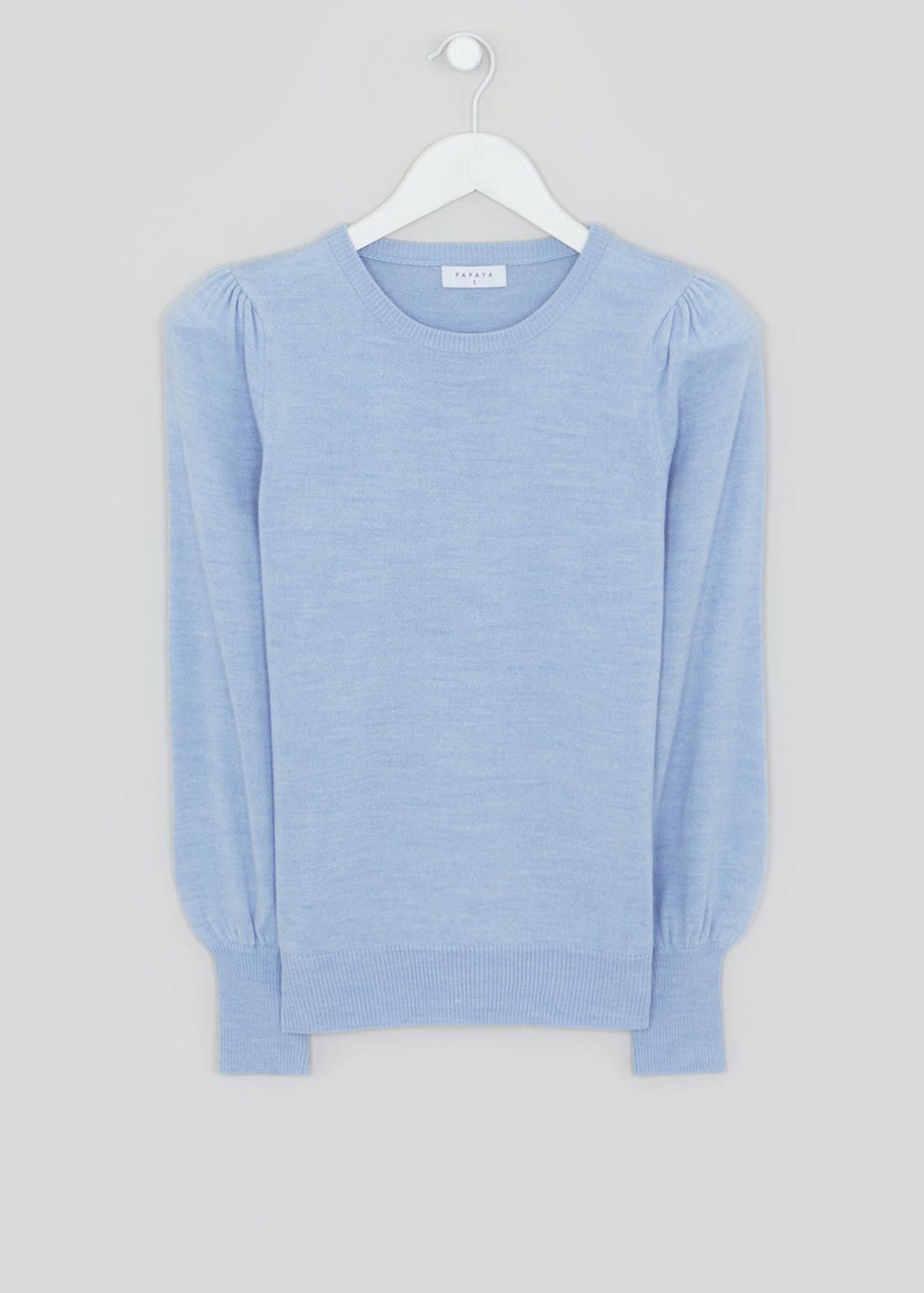 Super Soft Puff Sleeve Jumper