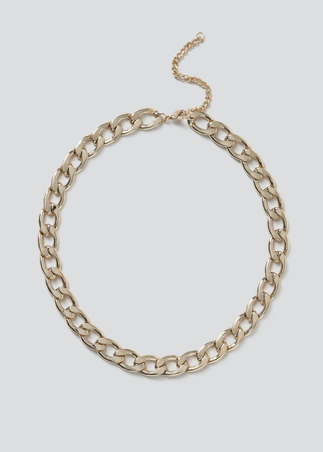 Mega Chunky Chain Necklace