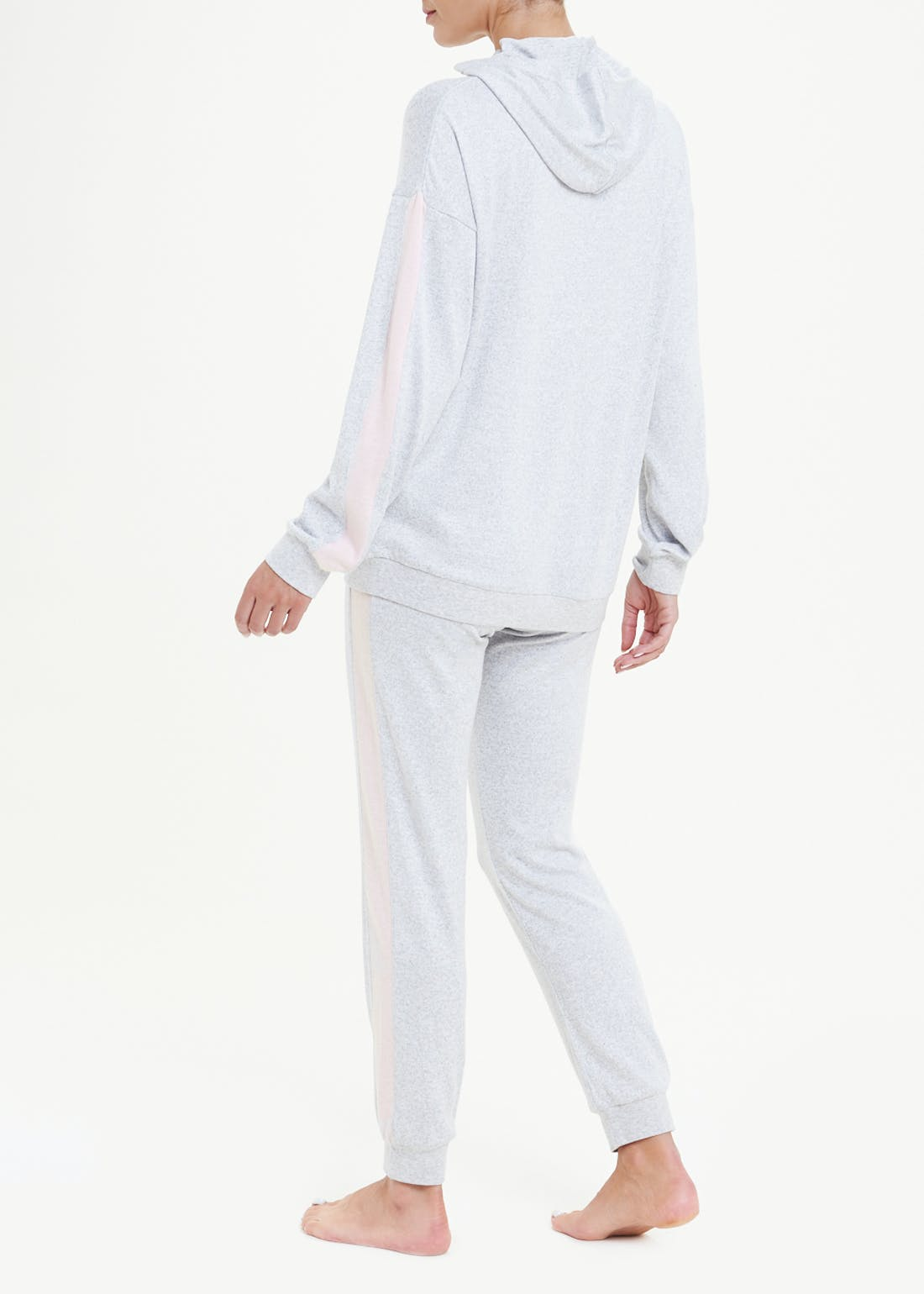 Knitted Sweatshirt Loungewear Set