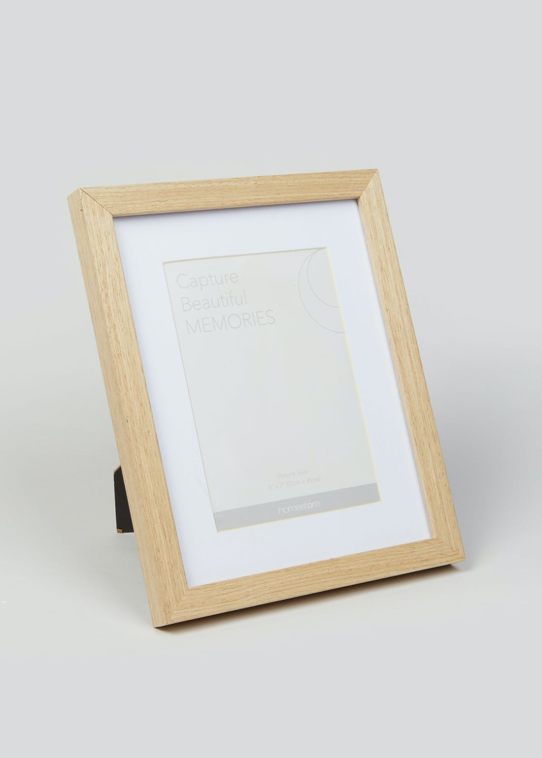 Natural Photo Frame (27cm x 22cm x 2cm)
