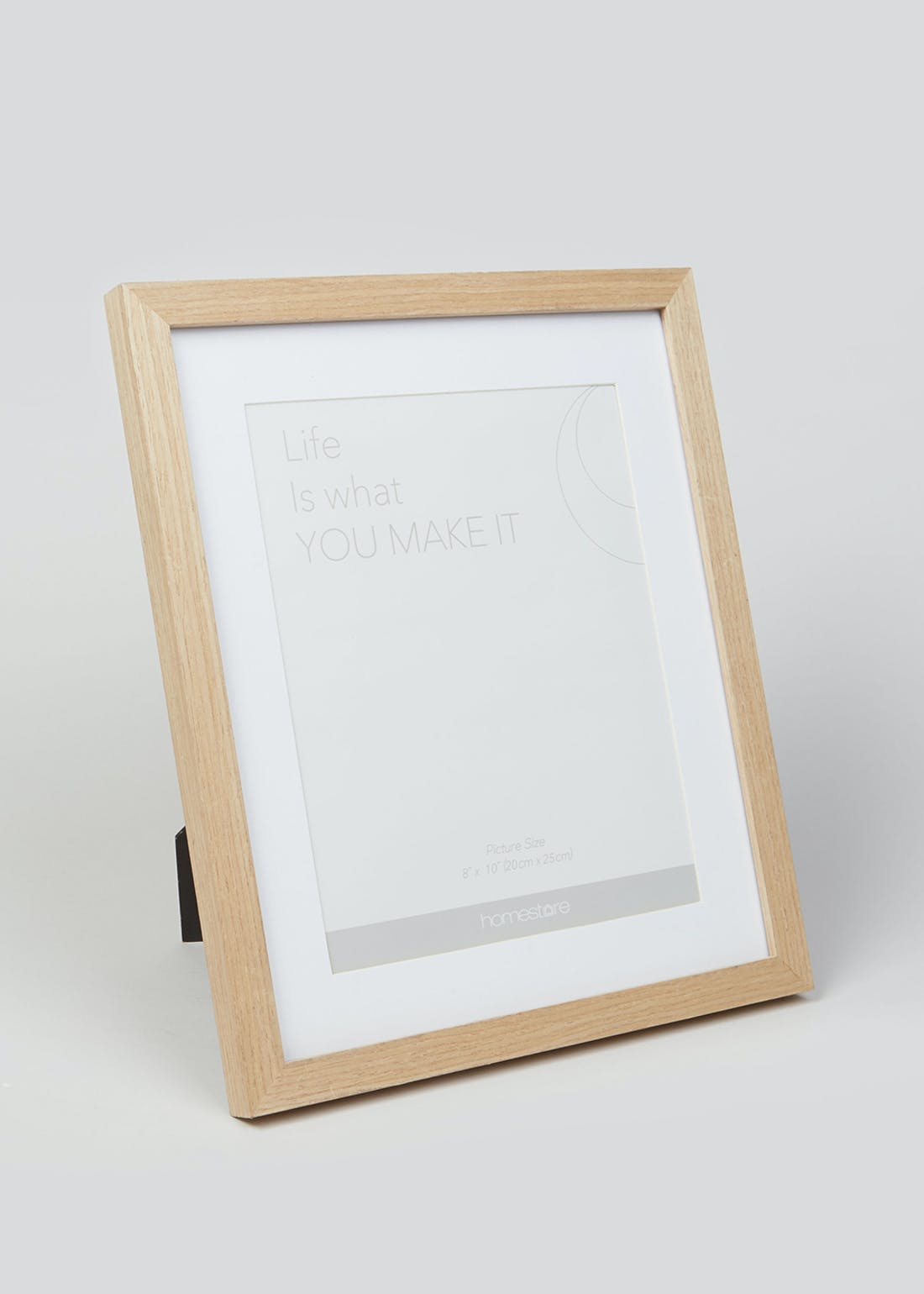 Natural Photo Frame (33cm x 29cm x 2cm)