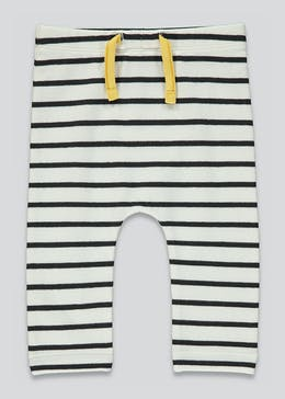 Unisex Stripe Leggings (Tiny Baby-23mths)