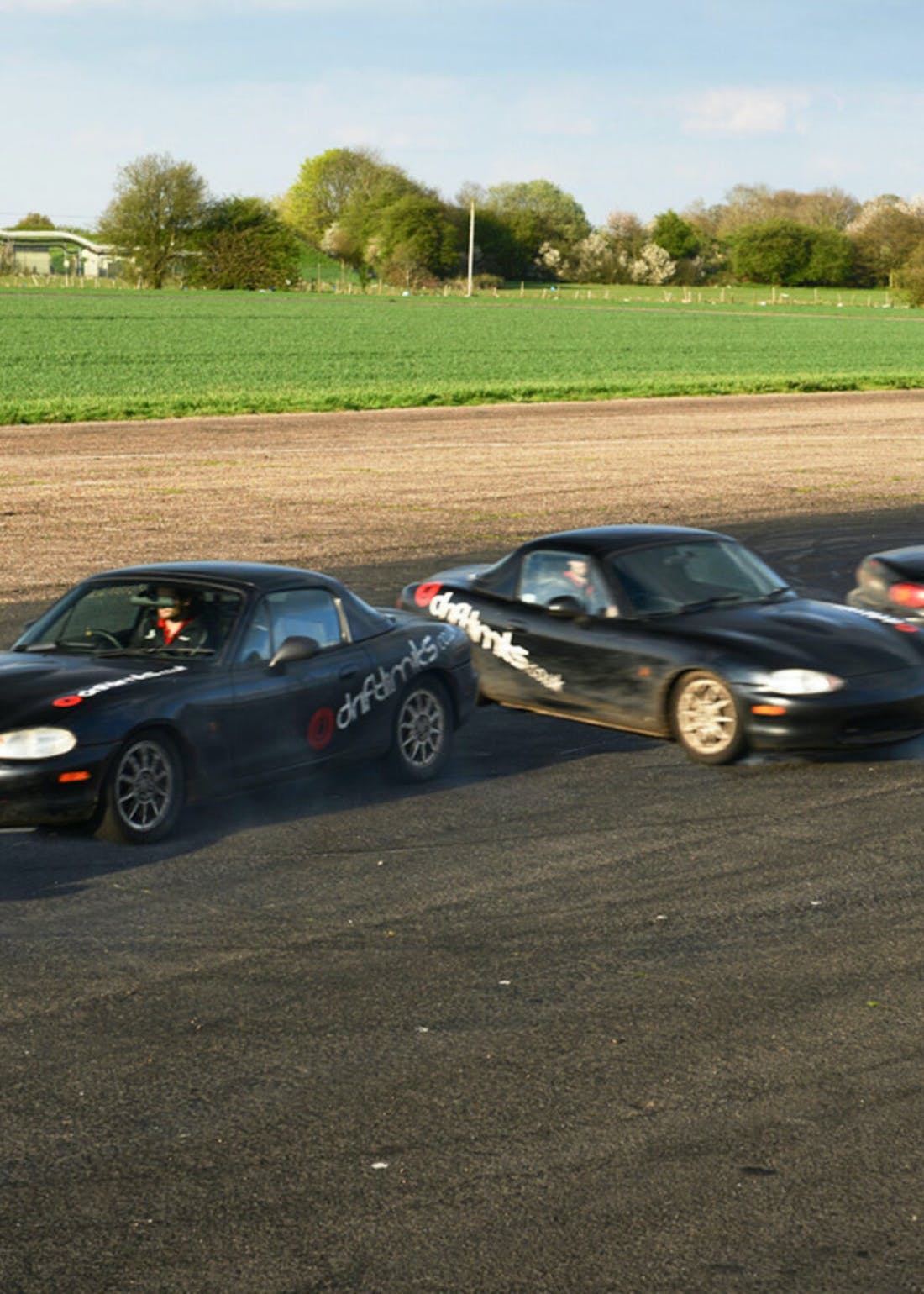 Virgin Experience Days Stunt Driving