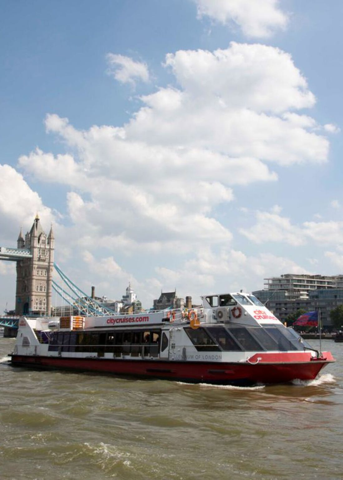 Virgin Experience Days River Thames Cruise for 2
