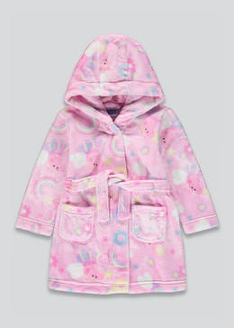Kids Peppa Pig Dressing Gown (9mths-5yrs)