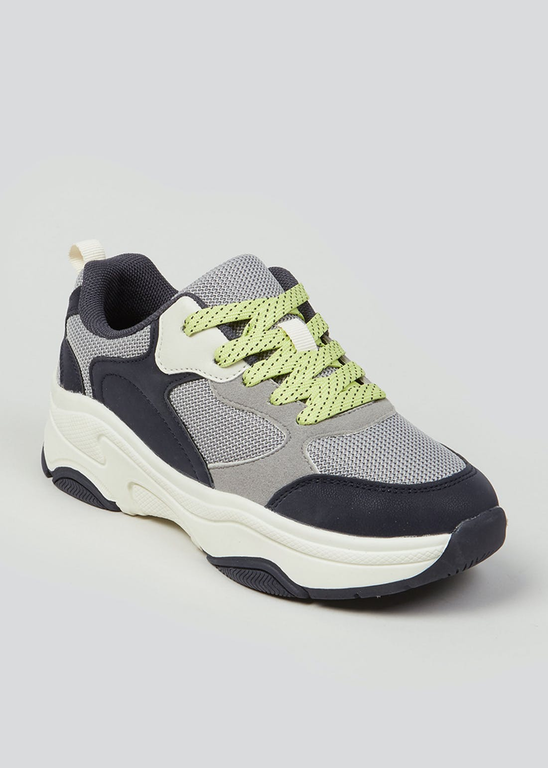 Kids Chunky Trainers (Younger 10-Older 5)