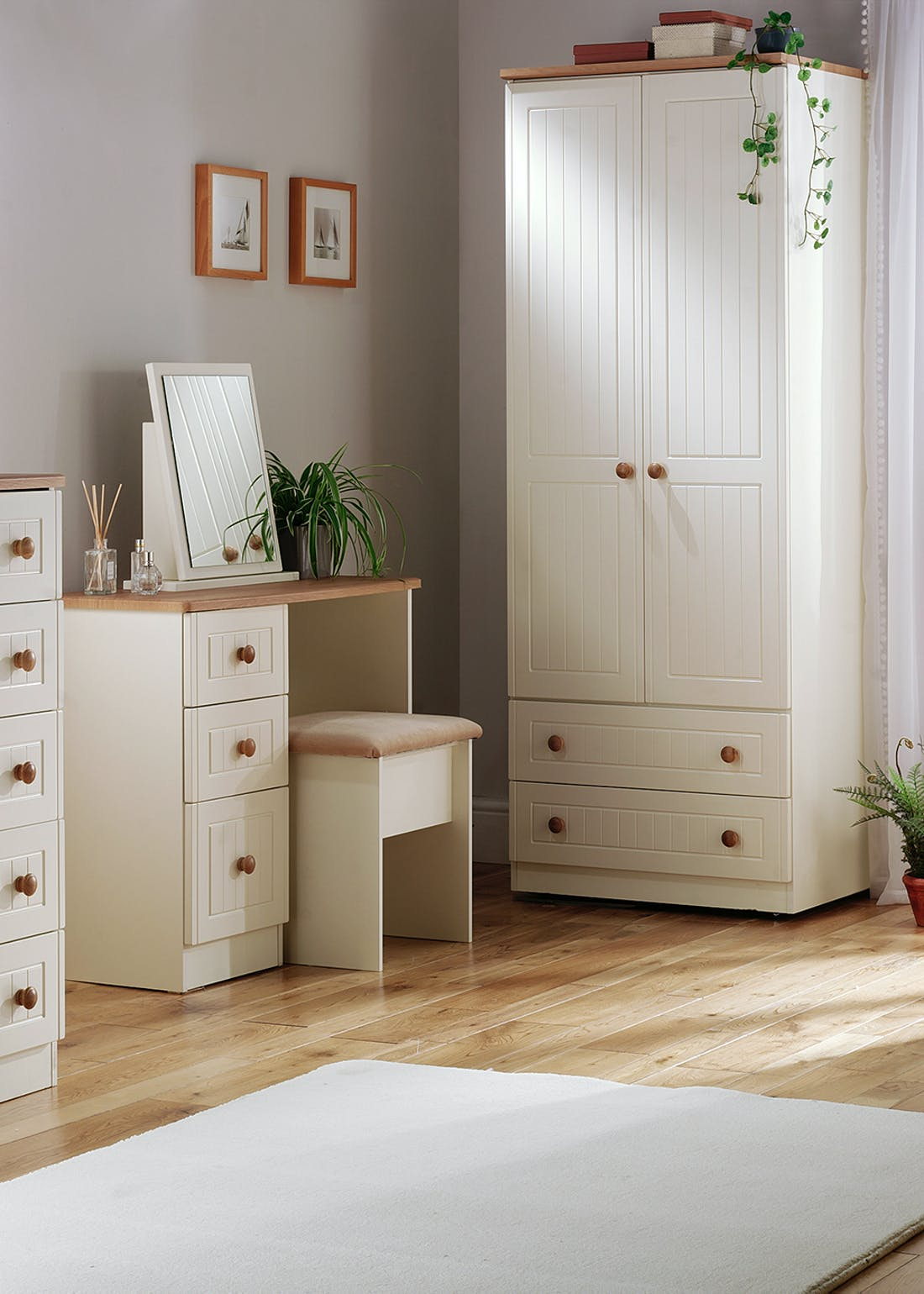 Swift Rimini 6 Drawer Midi Chest (78.8cm x 112cm x 41.5cm)