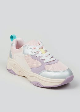 Girls Chunky Trainers (Younger 10-Older 5)