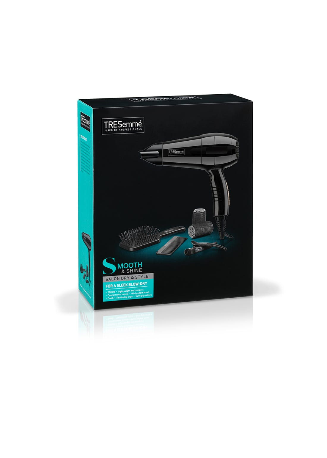 TREsemmé Smooth & Shine Hairdryer Set