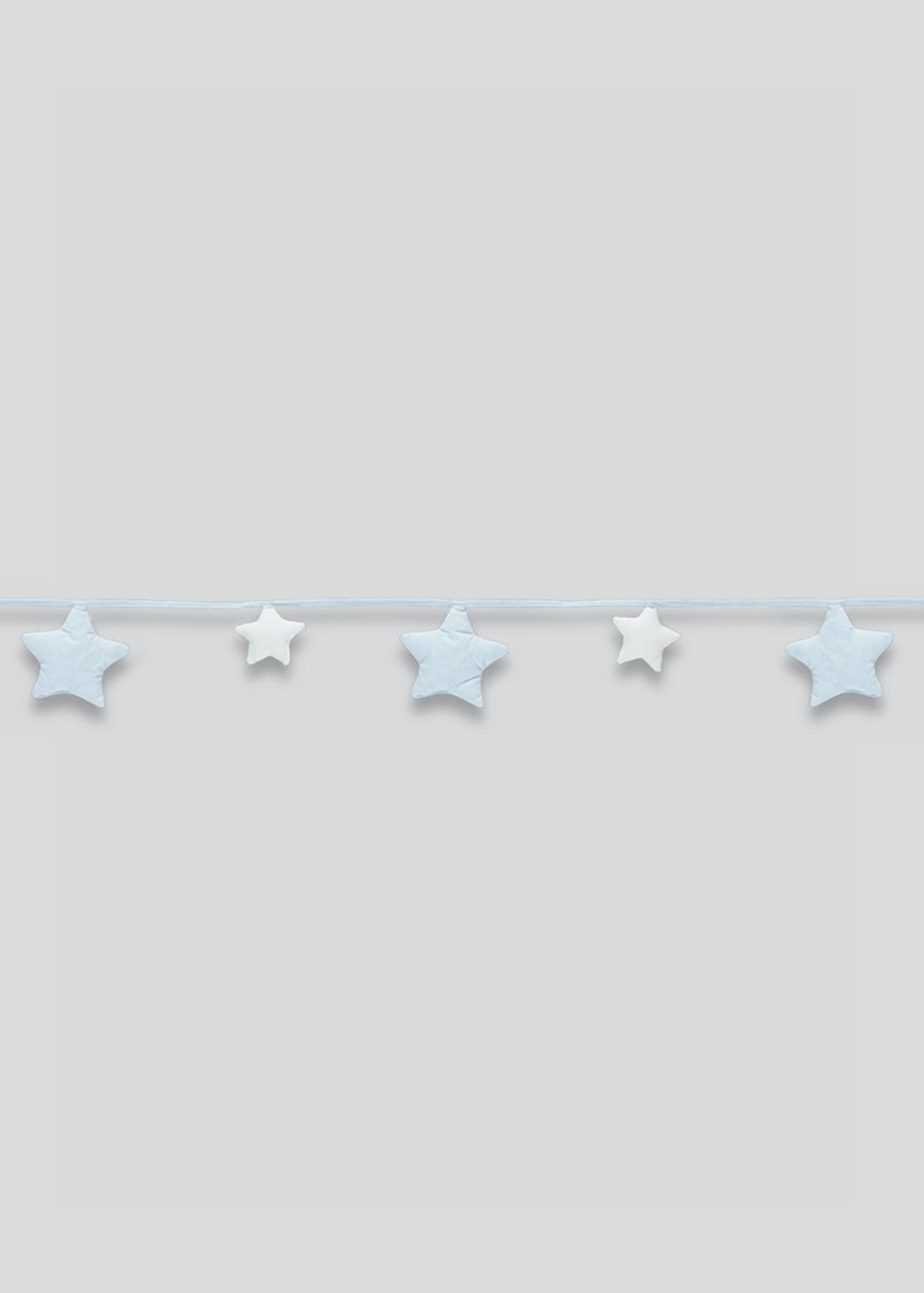 Quilted Star Nursery Bunting