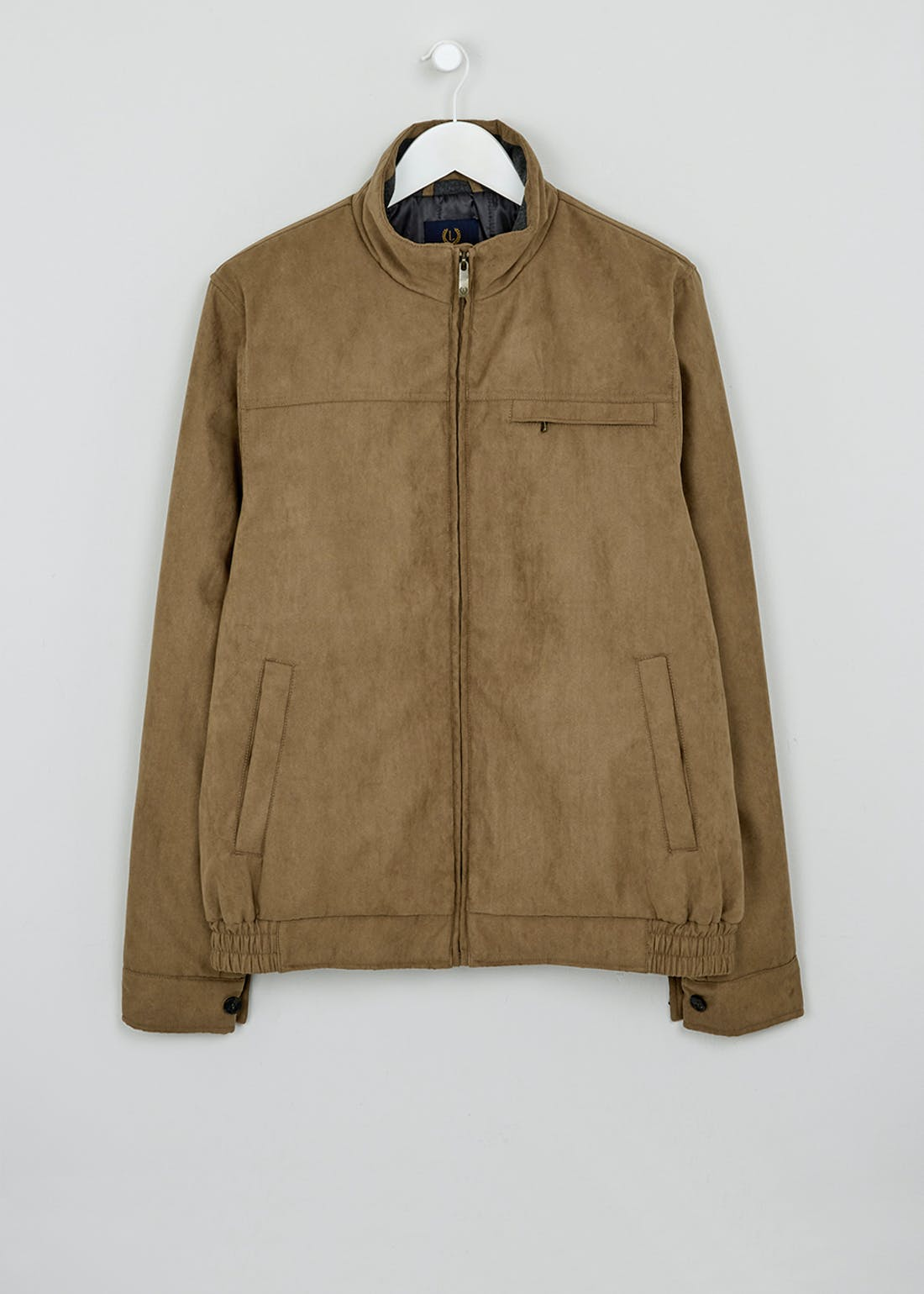 Lincoln Faux Suede Jacket