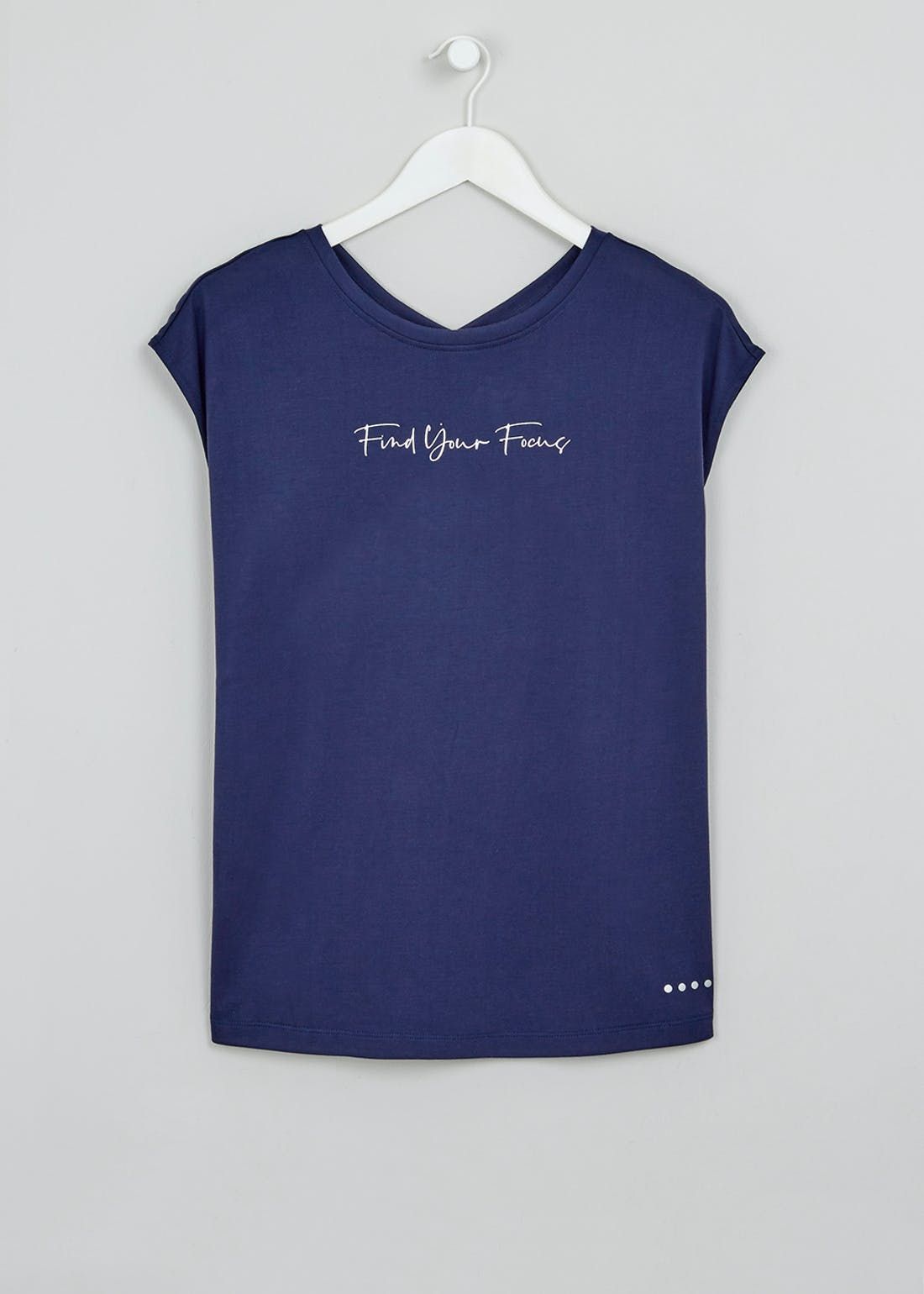 Souluxe Find Your Focus Gym T-Shirt