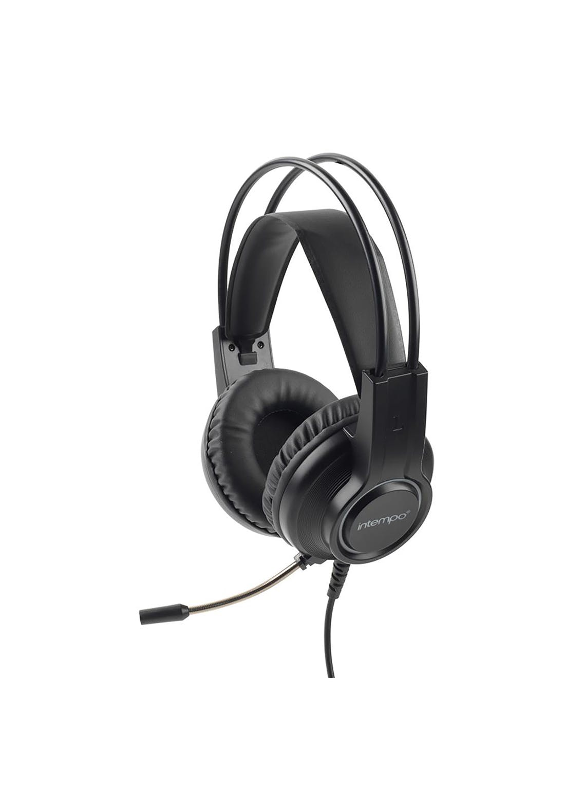 Intempo Wired Gaming Headset (21cm x 19cm x 10cm)