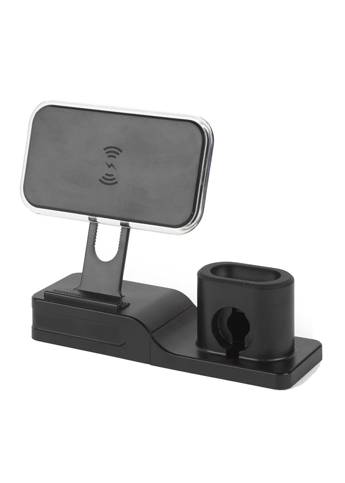 Activate 3 in 1 Wireless Charging Station (18cm x  15.5cm x 6cm)