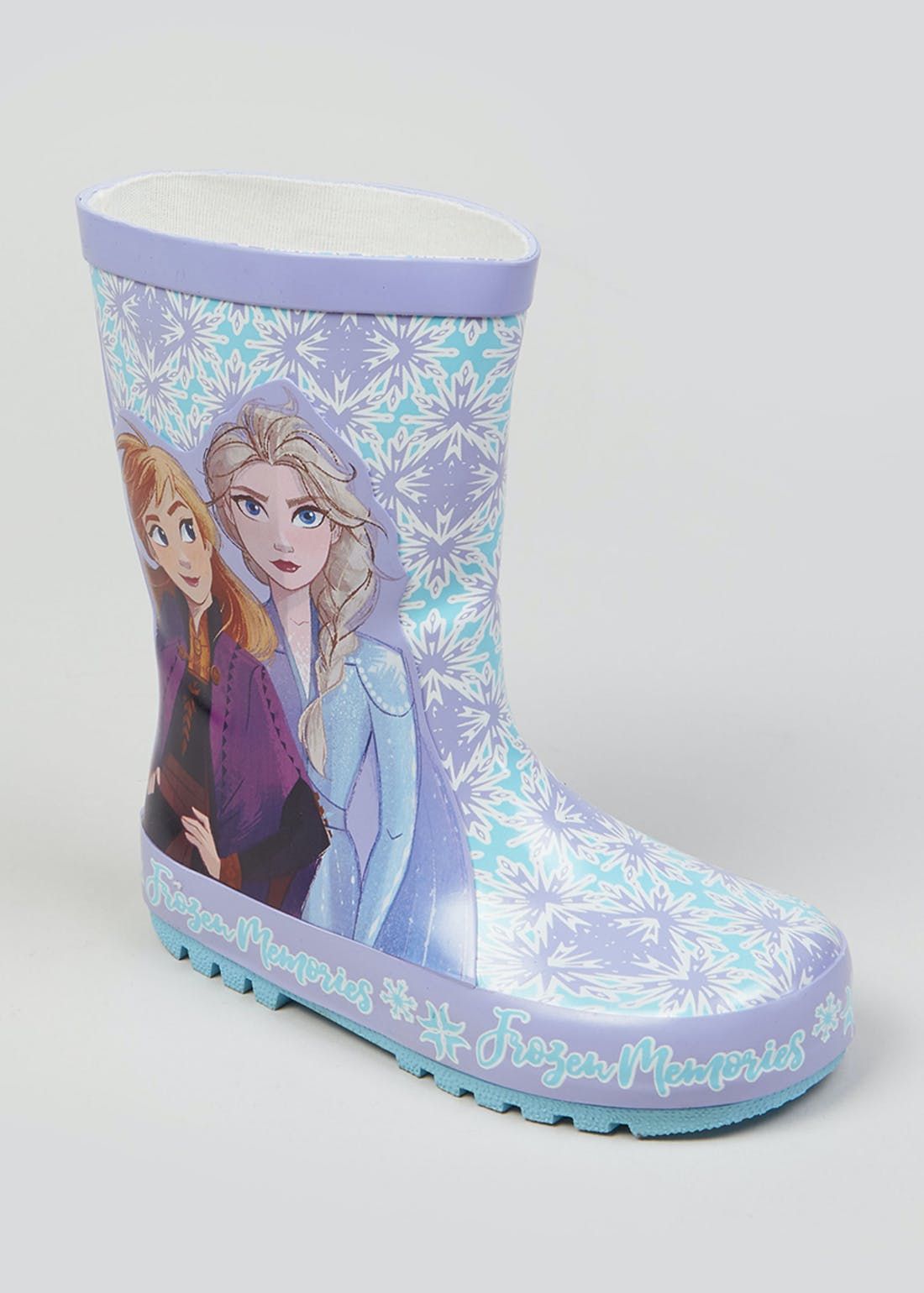 Kids Disney Frozen Wellies (Younger 6-12)