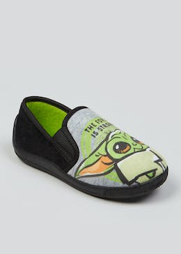 Kids Baby Yoda Slippers (Younger 10-Older 2)