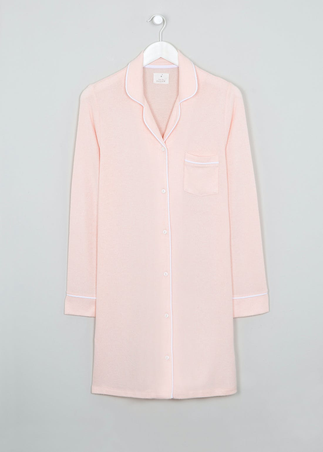 Long Sleeve Nightshirt