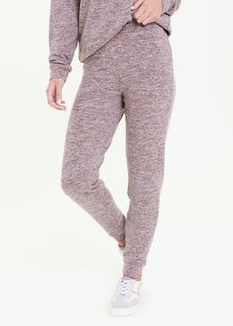 Soft Touch Textured Lounge Joggers