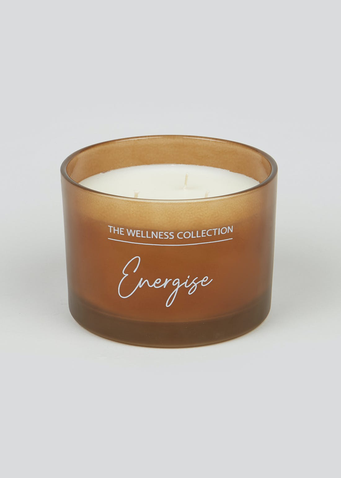 Wellness Energise Scented Candle (12cm x 8.5cm)